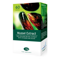 Produktbild MUSSEL EXTRACT TABLETS